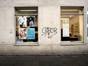 Art book auf der Turmstraße (c) Foto von Susanne Haun