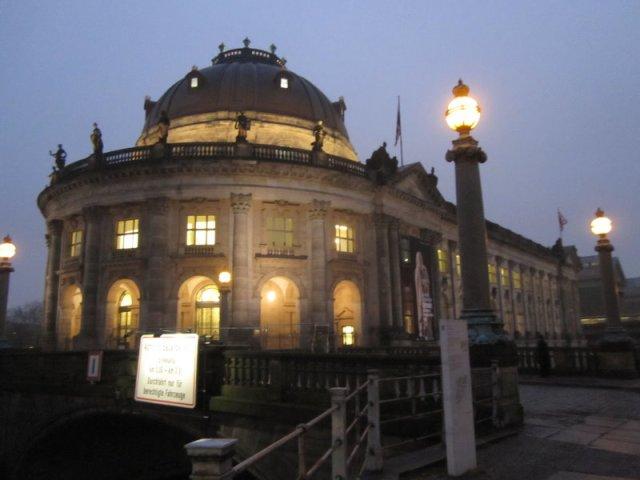 Bodemuseum Berlin (c) Foto von Susanne Haun