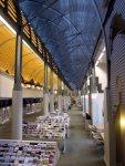 Impressionen vom inneren der Bibliothek (c) Fots von Susanne Haun