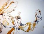 3 Entstehung Windblume (c) Zeichnung von Susanne Haun