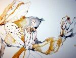4 Entstehung Windblume (c) Zeichnung von Susanne Haun