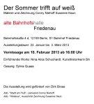 Text Ausstellung Conny Niehoff und Susanne Haun