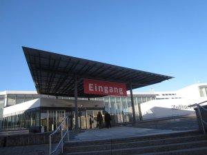 Eingang Kurlturforum (c) Foto von Susanne Haun