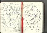 Mein Kalender 3. Woche (c) Zeichnung von Susanne Haun