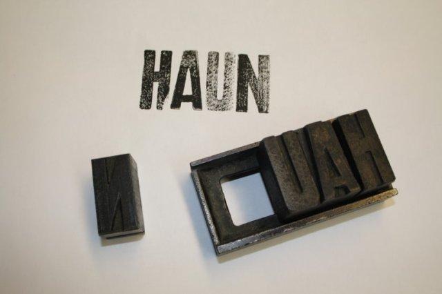 Daran denken - spiegelverkehrt (c) Foto von Susanne Haun