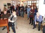 Impressionen zur Vernissage Weiss (c) Foto von Manfred