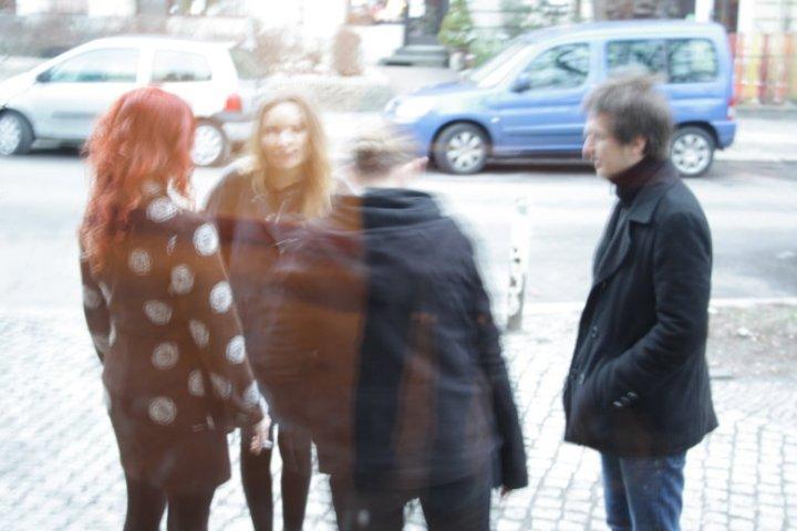 Impressionen zur Vernissage Weiss (c) Foto von Wibe (6)