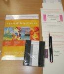 Das Material für einen Kurs stelle ich (c) Foto von Susanne Haun