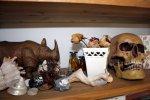 Meine Stilleben Sammlung (c) Foto von Susanne Haun