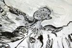 Detail Lilith (c) Zeichnung von Susanne Haun