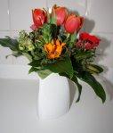 Vernissage - Blumen - Strauß (c) Foto von Susanne Haun