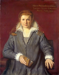 Anna Parolini Guicciadini - 1598 - Gemäldegalerie Berlin