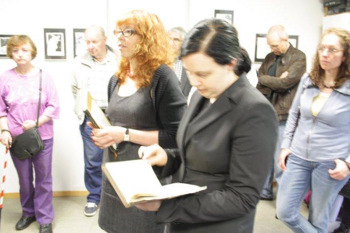 Konzentriertes Zuhören (c) Foto von Johanna U