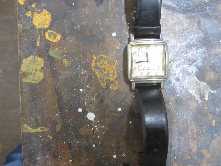 Meine Uhr (c) Foto von Susanne Haun