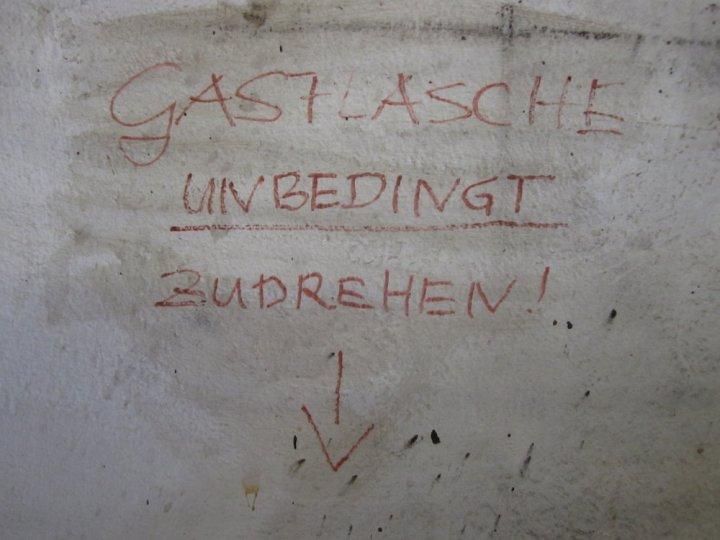 Vorsicht! (c) Foto von Susanne Haun