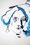 Mein Sinnbild von Ludmilla Affing (c) Zeichnung von Susanne Haun