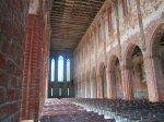 Innenraum Kloster Chorin (c) Foto von Susanne Haun