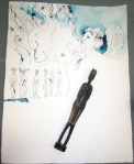 Die Seelen (c) Zeichnung von Susanne Haun