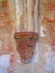 Kreuzgewölbe Kloster Chorin (c) Foto von Susanne Haun
