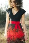 Kleid Alessa vom label kirsch-grün (c) Foto von kirsch-grün