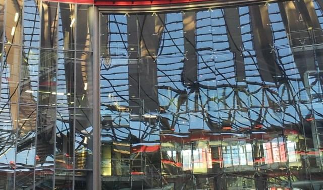 Sony Center Berlin (c) Foto von Susanne Haun
