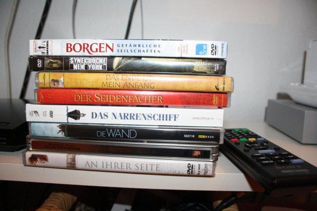 DVD Vermehrung (c) Foto von Susanne Haun