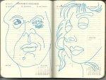 Selbstportrait Tagebuch 48. Woche (c) Zeichnung von Susanne