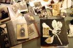 Mein Arbeitstisch (c) Foto von Susanne Haun
