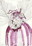 Federleicht Version 3 (c) Zeichnung von Susanne Haun