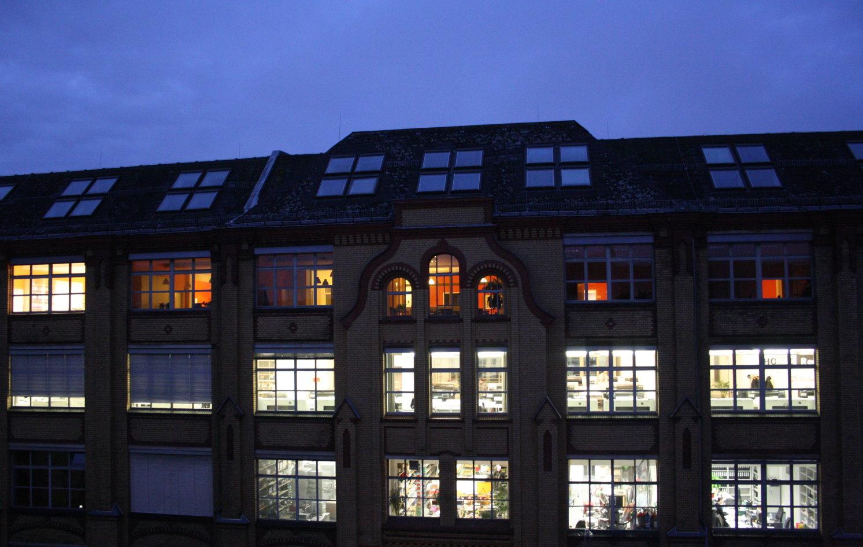 Atelier susanne haun for Fenster zum hof