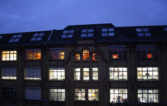Fenster zum Hof (c) Foto von Susanne Haun