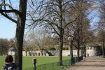 Der Schillerpark in Berlin Wedding (c) Foto von Susanne Haun