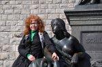 Ein schöner Tag am Schillerdenkmal (c) Foto von M.Fanke