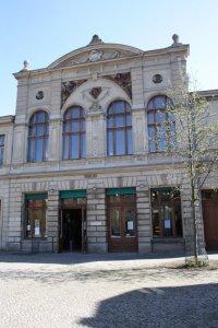 Die Bibliothek am Luisenbad (c) Foto von Susanne Haun