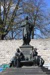 Das Schillerdenkmal im Schillerpark (c) Foto von Susanne Haun