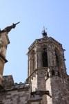 Kathedrale im Gotischen Viertel Barcelona (c) Foto von Susanne Haun