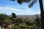 Aussicht vom Park Güell über Barcelona (c) Foto von M.Fanke