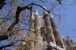 Die Sadrada von Gaudi im blauen Tageslicht (c) Foto von Susanne Haun