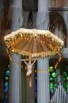 Das Kreuz der Sadrada Familia (c) Foto von Susanne Haunia (c) Foto von Susanne Haun