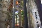 In der Sagrada Familia (c) Foto von Susanne Haun