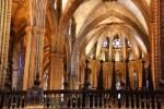 Vom Lettner aus in die Kathedrale geschaut (c) Foto von Susanne Haun