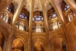 Das Maßwerk der Kathedrale im Gotischen Viertel Barcelona (c) Foto von Susanne Haun