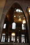 Fenster und Durchblicke im Palast Güell (c) Foto von Susanne Haun