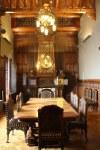 Esszimmer im Palast Güell (c) Foto von Susanne Haun