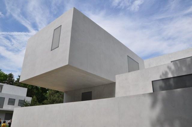 Direktorenhaus von Gropius - Konzept der Unschärfe (c) Foto von M.Fanke