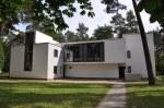 Muche und Schlemmer Meisterhaus im rekonstruiertem Zustand (c) Foto von M.Fanke