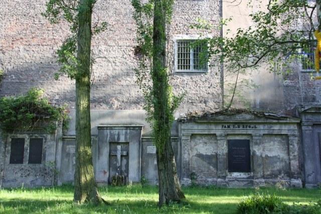 Friedhof II der Französisch-Reformierten Gemeinde (c) Foto von Susanne Haun