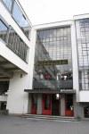 Eingangsbereich Bauhaus in Dessau (c) Foto von Susanne Haun