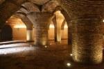 Kellergewölbe des Palau Güell (c) Foto von Susanne Haun