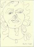 Ich Version 2 (c) Zeichnung von Susanne Haun